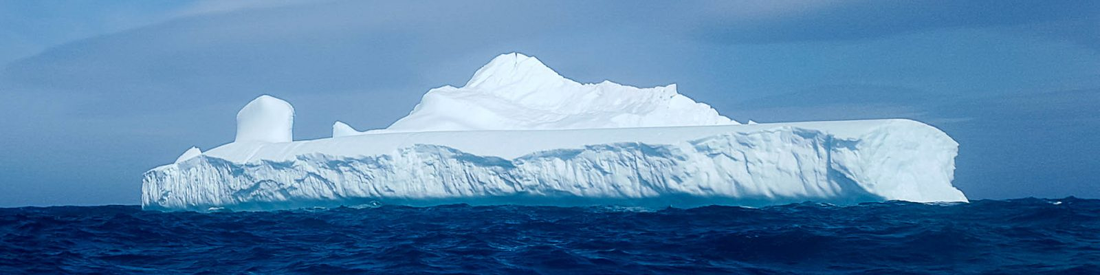 Iceberg on Antarctica